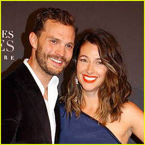 Jamie Dornan & Wife Amelia Warner Expecting Third Child