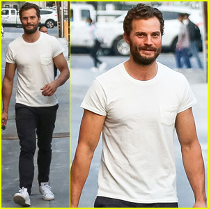Jamie Dornan Opens Up About His Upcoming Third Child & the Prospect of Having Even More Kids!