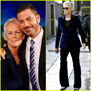 Jamie Lee Curtis Says 'Nobody' Comes To Her House for Halloween - Watch Here!