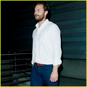 Jamie Dornan Heads Out for a Night on the Town in LA!
