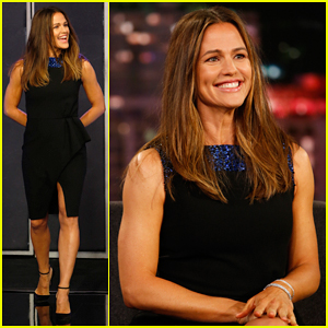 Jennifer Garner Tells Jimmy Kimmel That 'Everyone Should Have a Hive' - Watch Here!