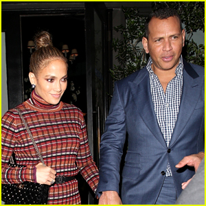 Jennifer Lopez & Alex Rodriguez Do Date Night in Los Angeles