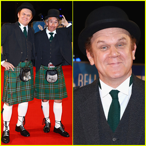 John C. Reilly & Steve Coogan Wear Kilts on the Red Carpet