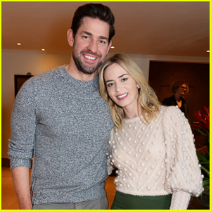 John Krasinski Admits He Was 'Very Nervous' Directing Wife Emily Blunt in 'A Quiet Place'!