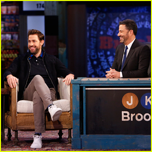 John Krasinski Pulls Another Hilarious Prank on Jimmy Kimmel in Brooklyn - Watch Here!