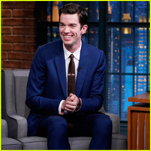 John Mulaney Didn't Appreciate Being Upstaged by a Proposal at the Emmys!
