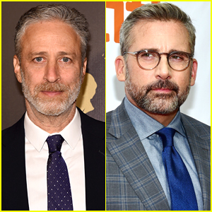 Jon Stewart & Steve Carell Team Up for New Political Satire Film 'Irresistable'