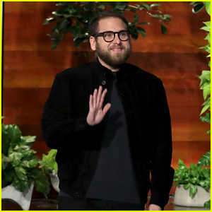 Jonah Hill Talks About Self-Image & How We Are All 'Under Construction' - Watch!