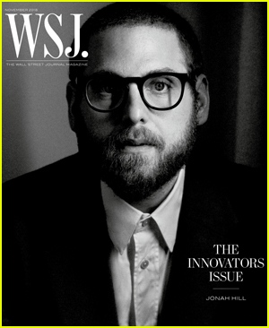 Jonah Hill Named WSJ. Magazine's Film Innovator of 2018!