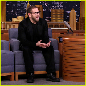 Jonah Hill Tells 'Fallon' That He Bribed His Young 'Mid90s' Lead with Nutella!