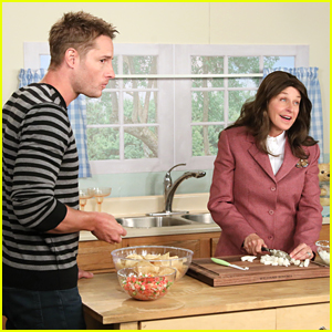 Justin Hartley & Ellen DeGeneres' New Show 'This Is Onions' Will Make You Cry - Watch!