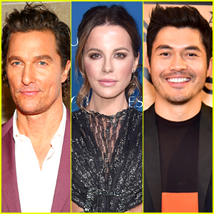 Matthew McConaughey, Kate Beckinsale, & Henry Golding Will Star in Guy Ritchie's New Movie!