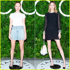 Kate Bosworth & Whitney Port Celebrate Who What Wear x Tacori Collection Launch!