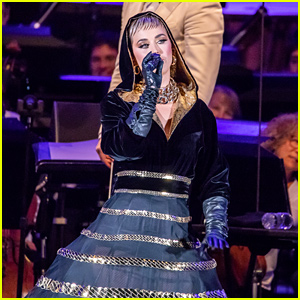 Katy Perry Performs an Epic Set at Hollywood Bowl Concert!
