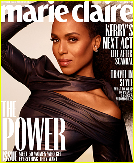 Kerry Washington Makes Rare Statement About Her Family