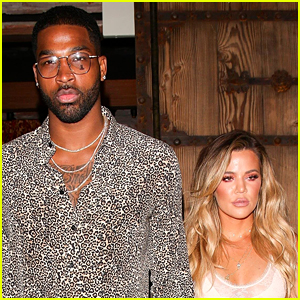 Khloe Kardashian & Tristan Thompson Have This Social Media Exchange Amid Rumors About Their Relationship