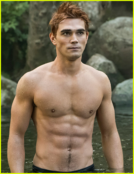 KJ Apa Goes Shirtless on 'Riverdale' Premiere as He Promises He'll Show His Abs a Lot More This Season!