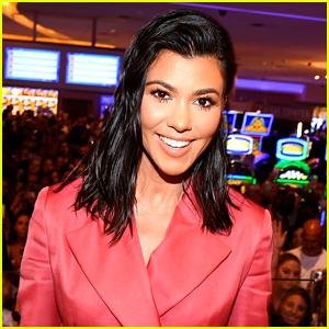 Kourtney Kardashian Shuts Down Hater Who Says She Doesn't Work