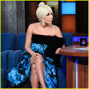 Lady Gaga Calls Out Donald Trump on 'Late Show' for Mocking Dr. Christine Blasey Ford - Watch Here!