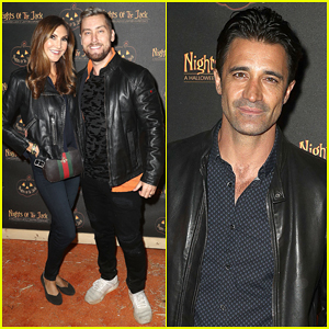 Lance Bass Hosts Nights of the Jack Halloween Activation Launch Party!