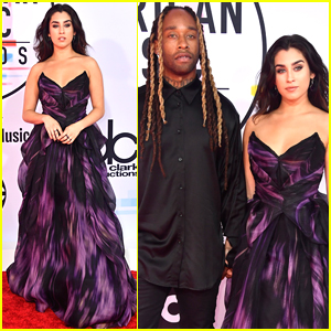 Lauren Jauregui & Ty Dolla Sign Couple Up for American Music Awards 2018!