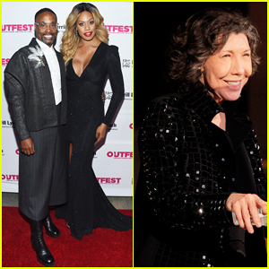 Laverne Cox & Lily Tomlin Celebrate the Legacy of Gay Film at Outfest Awards 2018!