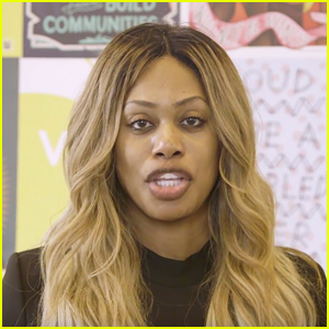 Laverne Cox Opens Up About Bullying for #SpiritDay 2018 - Watch