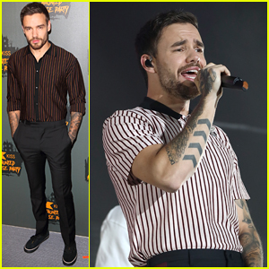 Liam Payne Skips Dressing Up for Halloween 2018 Party!