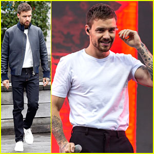 Liam Payne Joins One Direction Bandmate Louis Tomlinson On 'X Factor UK'