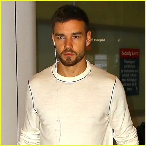 Liam Payne Keeps Things Cool for His Flight into Sydney