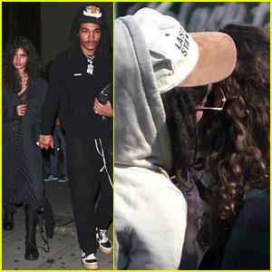 Luka Sabbat Kisses Chiara Scelsi Amid Kourtney Kardashian Dating Rumors