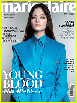 Mackenzie Foy Reveals What She'd Like to Do Besides Acting!