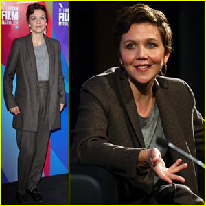 Maggie Gyllenhaal Says 'The Kindergarten Teacher's Tight Budget Involved Getting 'Totally Naked On A Ferry'