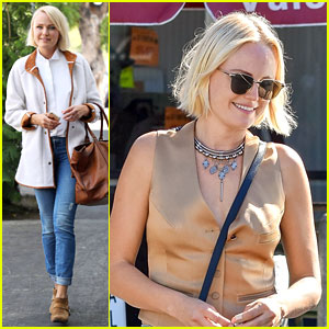 Malin Akerman Is 'Friggin Happy' That Her Fiance Jack Donnelly Was Born