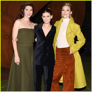 Mary Elizabeth Winstead, Kate Mara & Jaime King Buddy Up at COS x Dia Art Foundation Dinner!