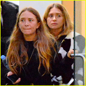 Mary-Kate & Ashley Olsen Make Rare Appearance Out Together