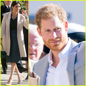 Duke & Duchess of Sussex Visit Sussex for the First Time!