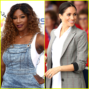 Serena Williams Reacts to Meghan Markle Wearing Her Blazer
