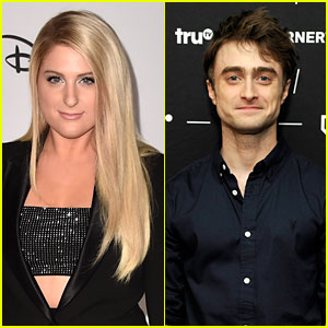 Meghan Trainor & Daniel Radcliffe Will Voice 'Playmobil: The Movie'