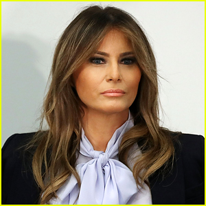 First Lady Melania Trump Says She's the Most Bullied Person In the World