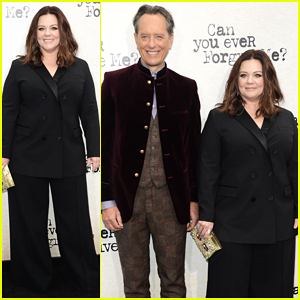 Melissa McCarthy Brings 'Can You Ever Forgive Me?' To NYC!
