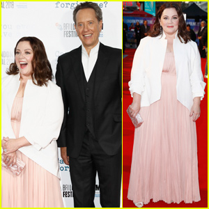 Melissa McCarthy & Richard E. Grant Premiere 'Can You Ever Forgive Me?' in London