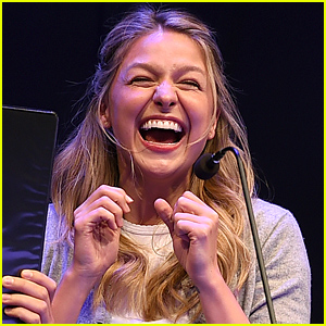 Melissa Benoist Is All Smiles at 'Terms of Endearment' Charity Reading in LA!