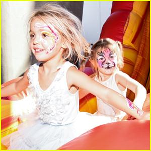 Viral Video Twins Mila & Emma Stauffer Host Pumpkin Patch Event!