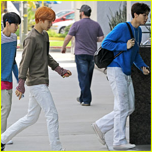 NCT 127 Step Out in LA Ahead of 'Regular-Irregular' Album Release!