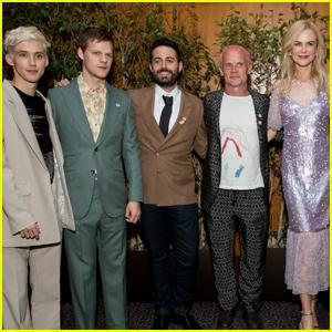 Nicole Kidman Joins Lucas Hedges & Joel Edgerton at 'Boy Erased' Premiere