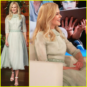Nicole Kidman Reveals Her Kids Have 'Big Little Lies' Cameo in Season 2!