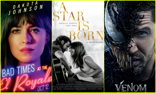 Which Movie Are You Most Excited to See in October? Vote Now!