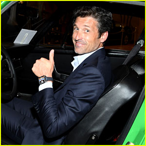 Patrick Dempsey Wins Hottest 'Grey's Anatomy' Guy in Just Jared's Fan Poll!