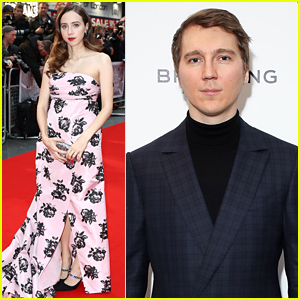 Paul Dano & Zoe Kazan Step Out for Separate London Events